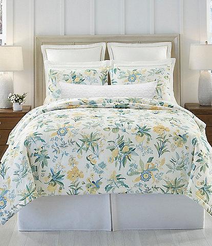 Southern Living Carissa Floral Comforter Mini Set