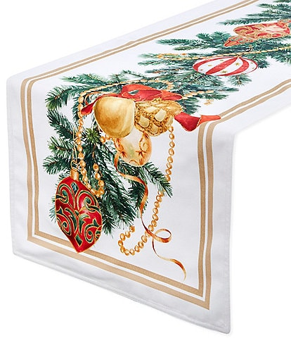 Southern Living Christmas Ornament 72#double; Runner