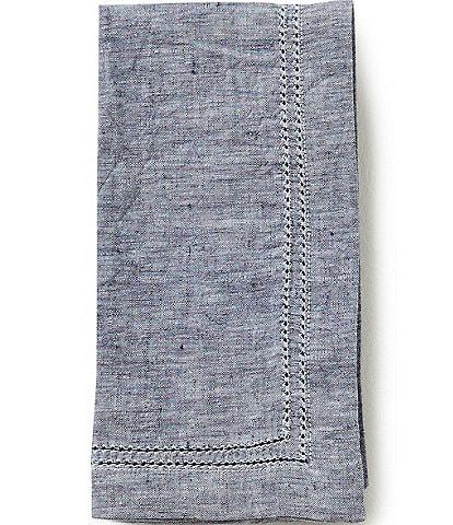 Southern Living Double-Hem-Stitched Linen Napkin