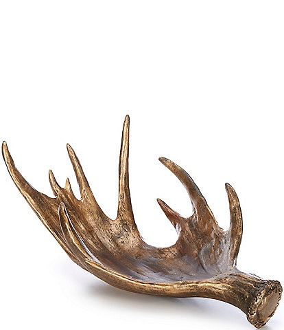 Southern Living Faux Antler Tray