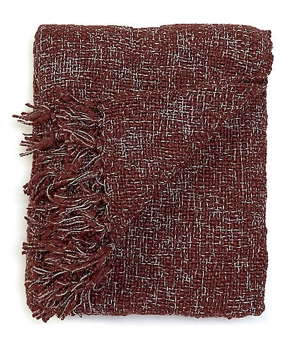 Southern Living Festive Fall Collection Berkley Acrylic Throw