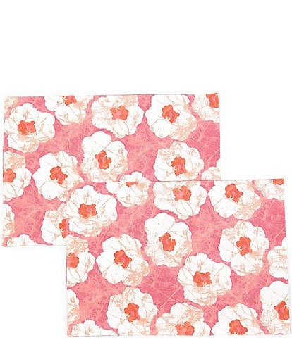 Southern Living Floral Placemats, Set of 2