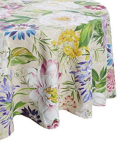 Southern Living Floral Table Linen