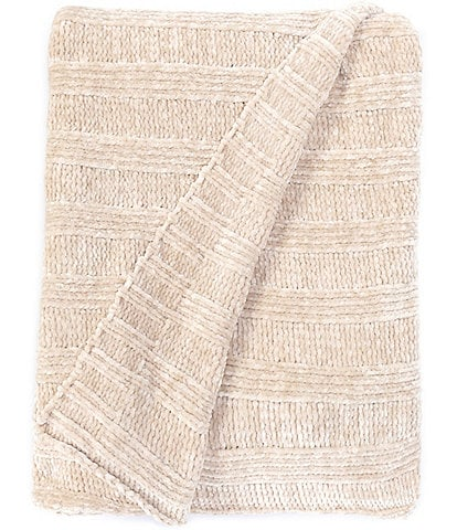 Southern Living Gemma Chenille Throw
