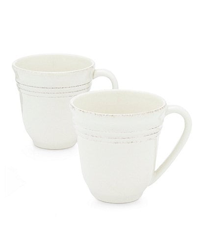 Noble Excellence Harper Mugs, Set of 2