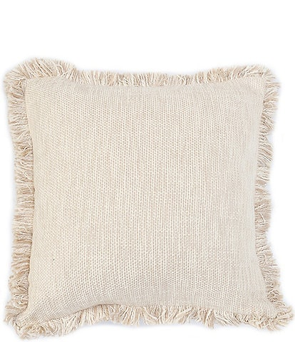 Southern Living Heathered Square Pillow