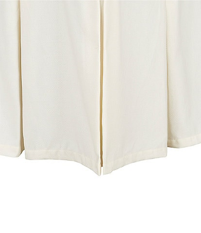 Southern Living Heirloom Cotton Piqu Bedskirt