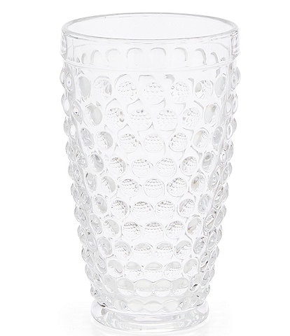 Southern Living Hobnail Glass Tumbler