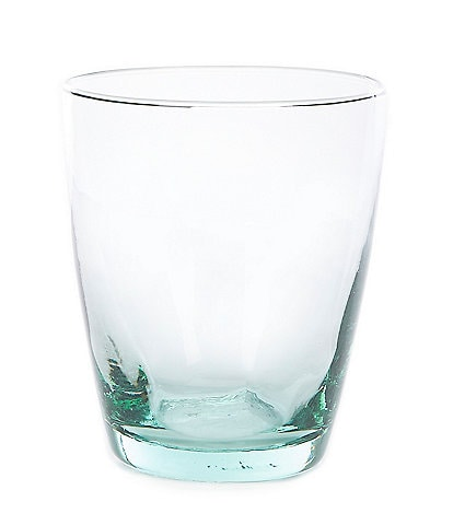 Southern Living Ibiza Recycled Double Old-Fashioned Glass