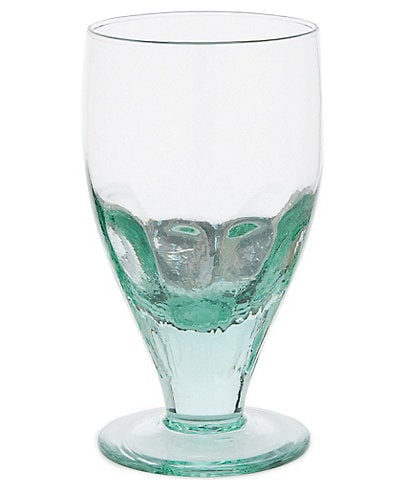 Southern Living Ibiza Recycled Glass Goblet