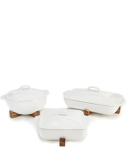 Southern Living Kitchen Solution Collection 9-Piece Baker Set