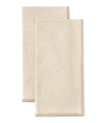 Southern Living Light Textured Napkins, Set of 2