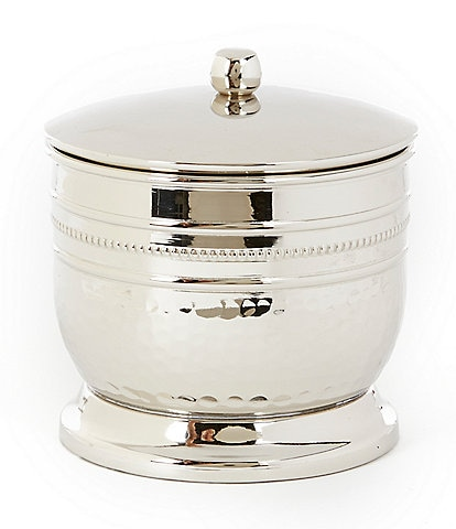 Southern Living Nickel-Plated Jar