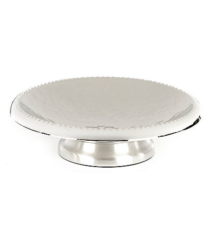 Southern Living Nickel-Plated Soap Dish