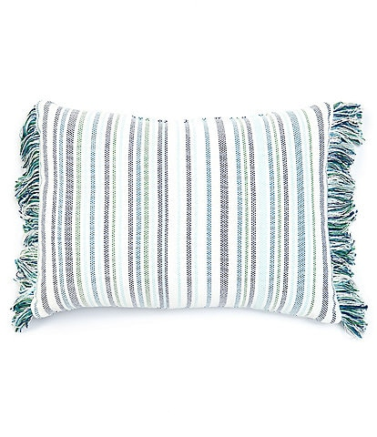 Southern Living Outdoor Collection Bayside Stripe Indoor/Outdoor Pillow