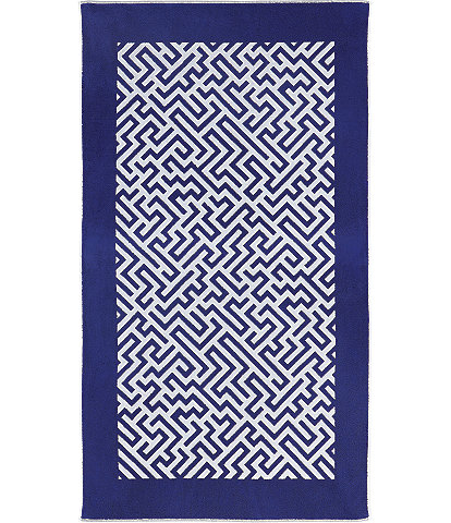 Southern Living Outdoor Living Collection Geo Beach Towel