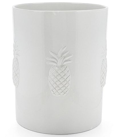 Southern Living Pineapple Wastebasket