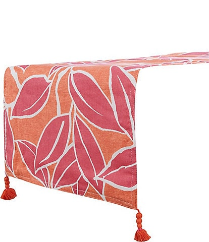 Southern Living Pink Leaf 72#double; Runner