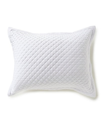 Southern Living Quilted Cotton Piqu Sham