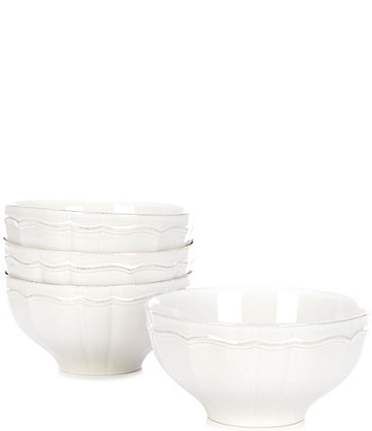 Southern Living Richmond Collection Cereal Bowls, Set of 4