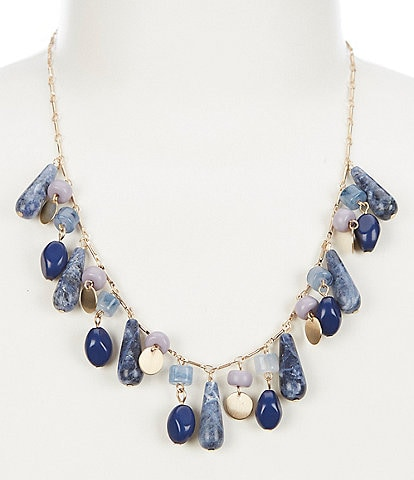 Southern Living Shaky Drop Necklace