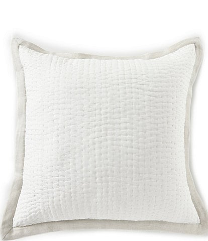 Southern Living Simplicity Collection Addison Taupe Euro Sham