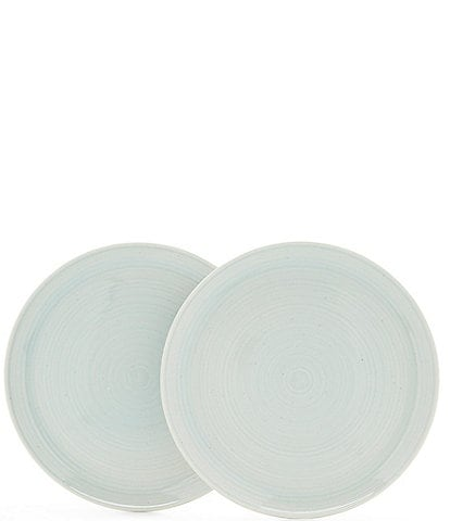 Southern Living Simplicity Speckled Dinner Plates, Set of 2