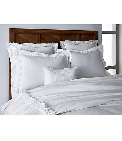 Southern Living Simplicity Collection Chelsea Stone Washed Duvet