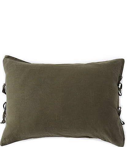 Southern Living Simplicity Collection Garrison Washed Linen & Cotton Sham