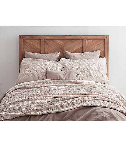 Southern Living Simplicity Collection Gavin Waffle Coverlet