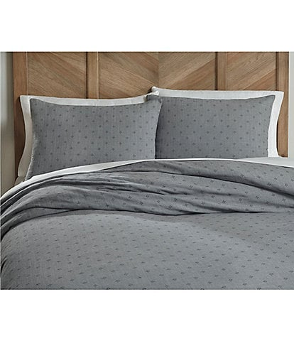 Southern Living Simplicity Collection Linden Linen & Cotton Duvet