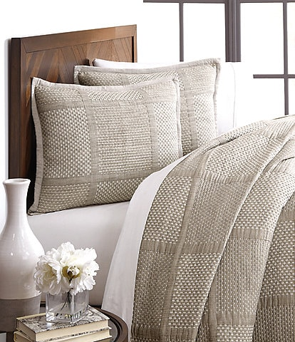 Southern Living Simplicity Collection Mason Coverlet