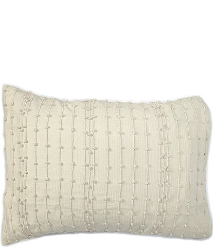 Southern Living Simplicity Collection Riley Embroidered Sham