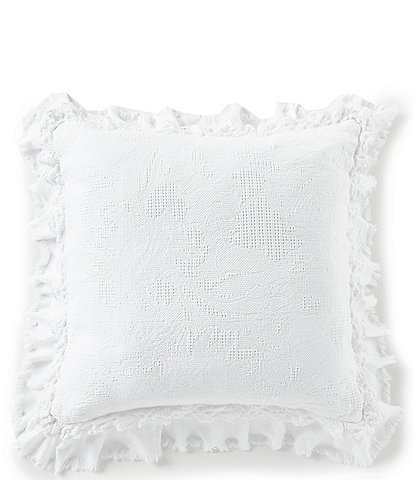 Southern Living Simplicity Collection Sydney Square Pillow