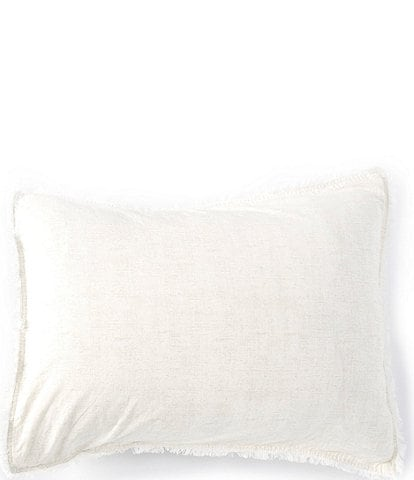 Southern Living Simplicity Collection Tanner Fringed Sham