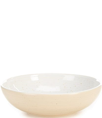 Southern Living Simplicity Speckled Collection Pasta/Soup Bowl