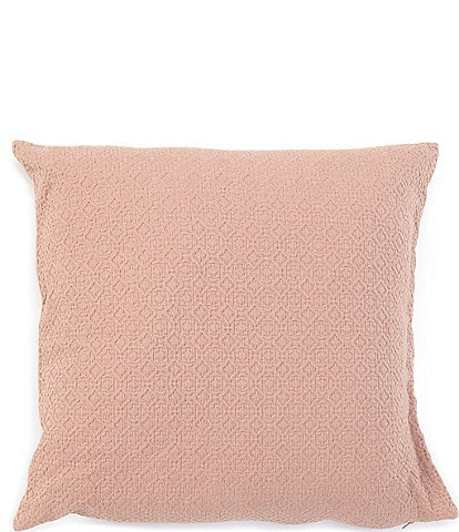 Southern Living Simplicity Natural Dye Square Pillow