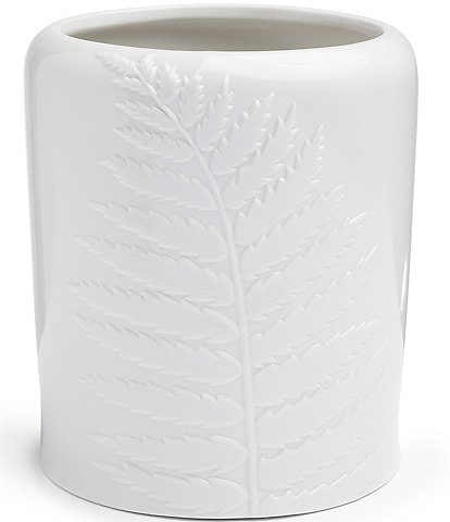 Southern Living Simplicity Spa Collection Wastebasket
