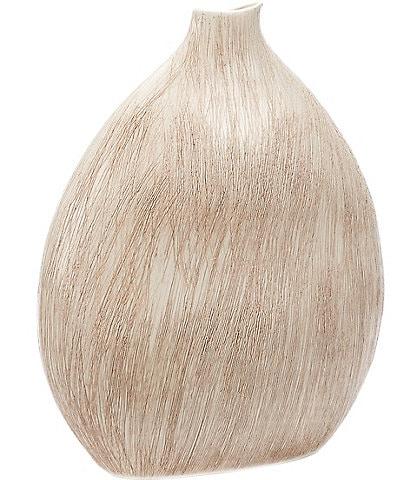 Southern Living Striped Vase