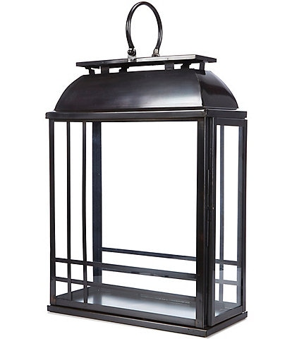 Southern Living Antique Copper Lantern
