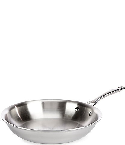 Southern Living Tri-Ply Clad Stainless Steel 12.75#double; Open Skillet