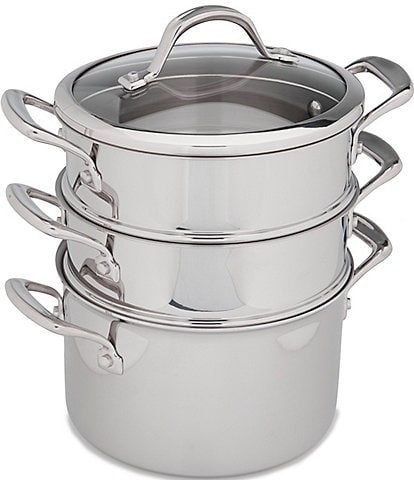 Southern Living Tri-Ply Clad Stainless Steel Multicooker