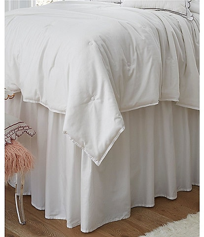 Southern Living University Collection Sofie Extra Long Bedskirt
