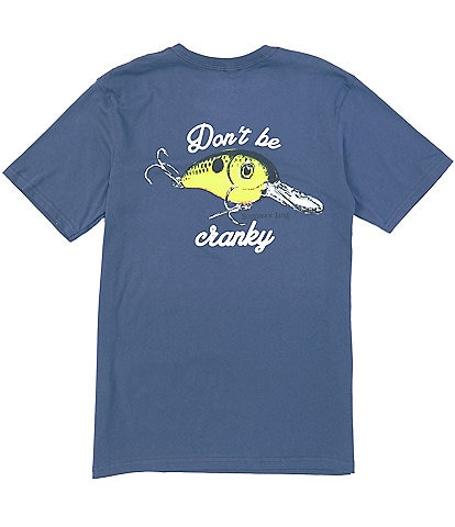 Southern Lure Short-Sleeve Crankey 3 Graphic Pocket Tee