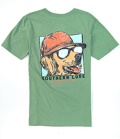 Southern Lure Short-Sleeve Good Boys Club Graphic Pocket Tee