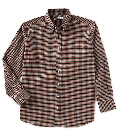 Southern Point Plantation Flannel Long-Sleeve Shirt
