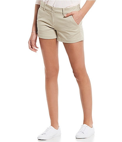 Southern Tide Leah Twill Shorts