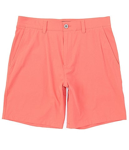 Southern Tide BRRR Gulf 8#double; Inseam Performance Stretch Shorts