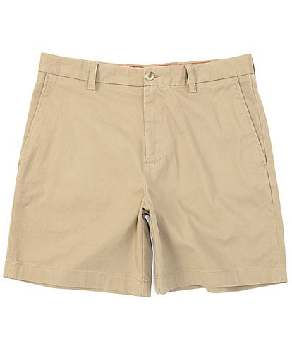 Southern Tide Channel Marker Stretch 7#double; Inseam Shorts