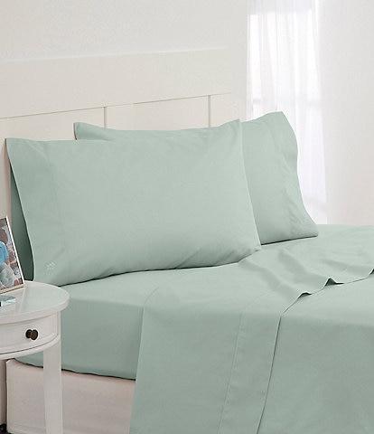 Southern Tide Cotton Twill Seafoam Green Sheet Set